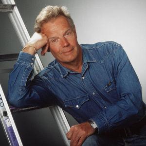 Heikki Kahila tuottajana vuonna 1993.