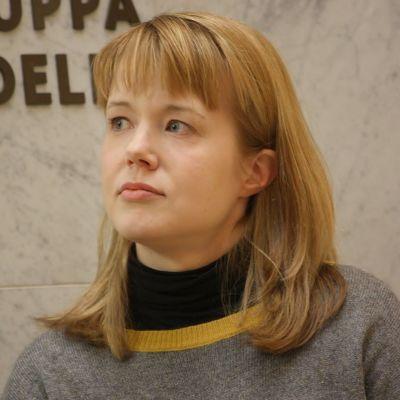 Mirkka Lappalainen vann Fack - Finlandia 2014.