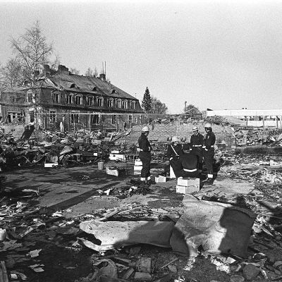 Olyckan vid Lappo patronfabrik, 1976