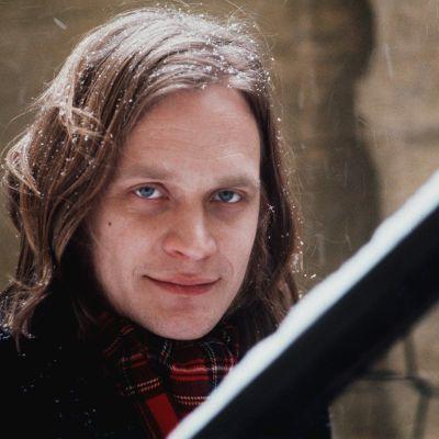 Kirjailija Jarkko Laine 1972