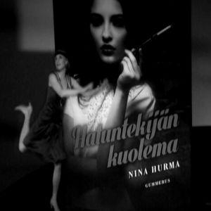 Nina Hurman dekkari Hatuntekijän kuolema Stradassa.