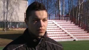 Hendrik Helmke, mittfältare, FF Jaro