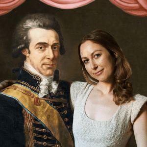 Axel von Fersen och Caroline Donath.