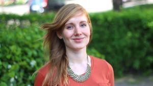 Pinja Hirvilammi, projektikoordinaattori Mun talous -hanke.