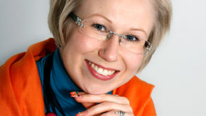 Ulla Hyvönen, Opiskelija- ja nuorisopoliittinen asiantuntija Toimihenkilökeskusjärjestöstä