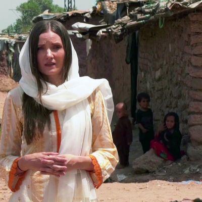 Yle pakolaisleirillä: osa aikoo palata Afganistaniin