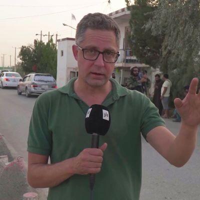 Afganistanin rajan ylittänyt Ylen toimittaja: Talibanin valta näkyy heti