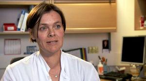 Apulaisylilääkäri Marja Snakelo.