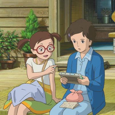 Marnie - flickan i fönstret är en av de filmer som visas på FixFilmFestival i Kimito.