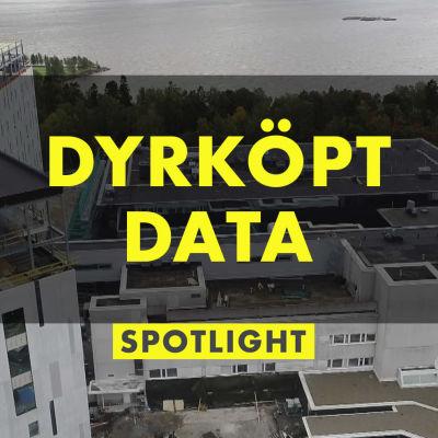 affischbild för Spotlight om patientdatasystem 19.10.2020