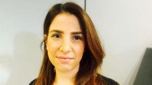 Johanna Haddad har arbetat som kulturtolk för Läkare Utan Gränser i flyktinglägret Idomeni.