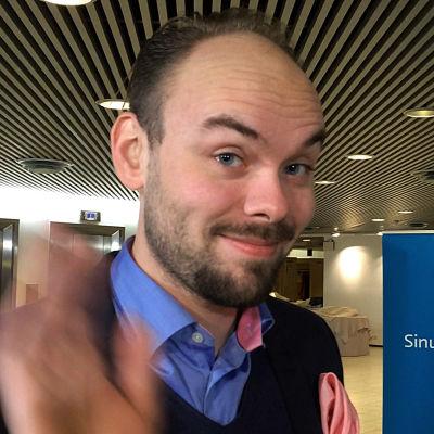 Lappeenrannan laulukilpailujen tuomariston jäsenenä on myös kapellimestari Ville Matvejeff.