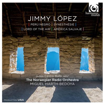 Jimmy Lopezin musiikkia sisältävän levyn kansikuva.