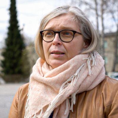 Nokian kaupungin elinkeinojohtaja Tiina Laakkonen