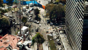 Flygkrasch i mexico city 4 november 2008.