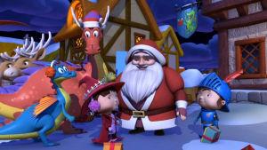 Ritari Miken joulu