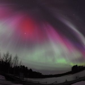 Norrsken i Kuopio