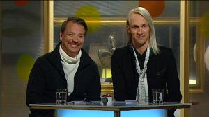 Fredrik Furu, Christoffer Strandberg