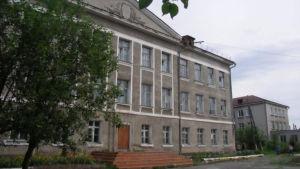 Bild på Tanjas skola och barnhem.