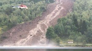 Jordskred i Norge
