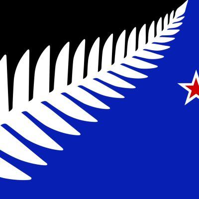Nya Zeelands eventuella nya flagga