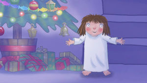 Pikku prinsessan joulu