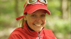 Pia Sundstedt, cyklist