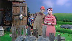 Bärtil och Isa är ambassadörer för Säg hej o le-kompiskampanjen