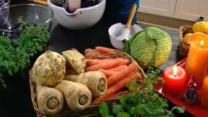 Mjölksyrade grönsaker