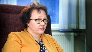 Psykiatri Virpi Leppänen
