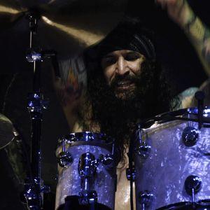 Tommy Clufetos Black Sabbathin viimeisessä konsertissa