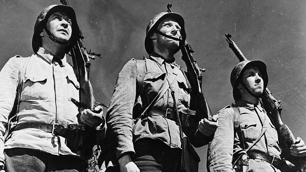 Tuntematon Sotilas 1955 Koko Elokuva