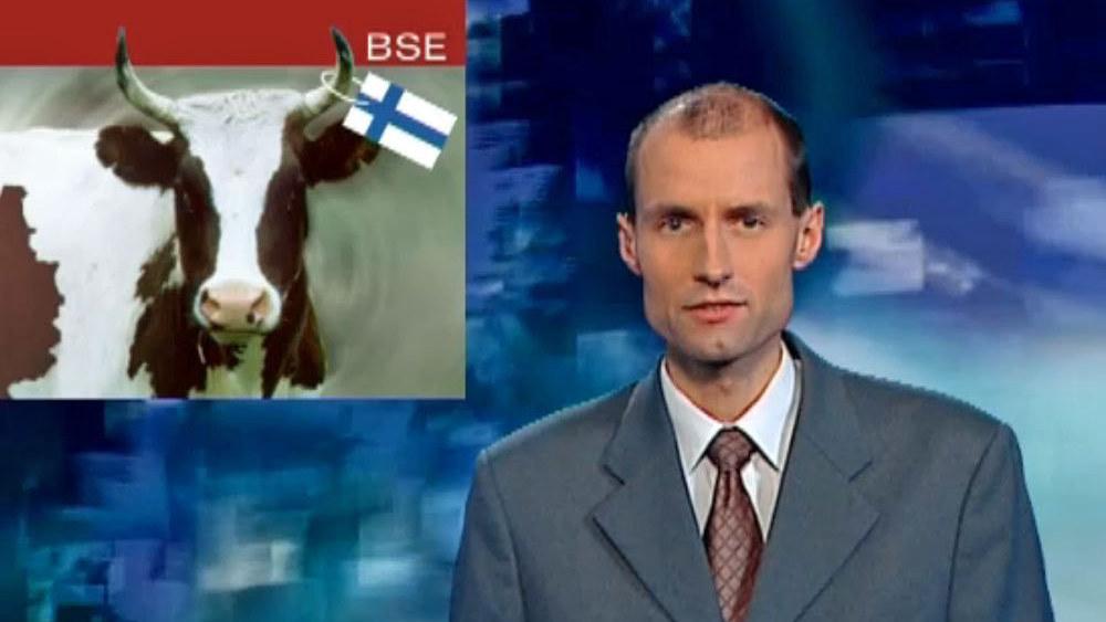 Nya fall av galna ko sjukan i belgien