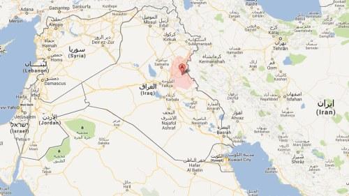 Minst 20 pilgrimer dodade i irak