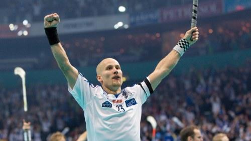 Finske legendaren avslutar karriaren