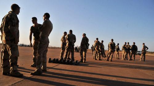 Islamister hotar valet i mali