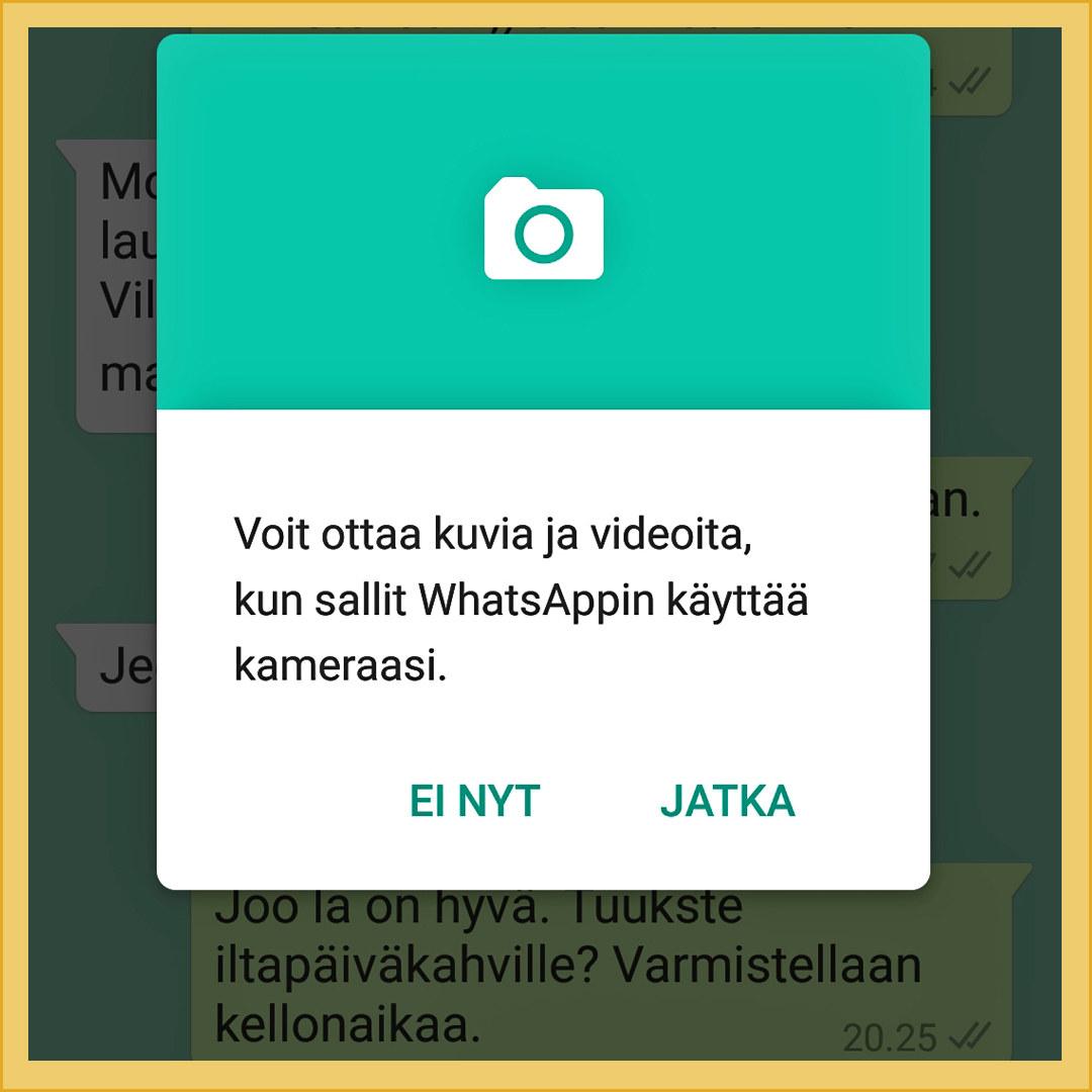 Whatsapp Sovellus