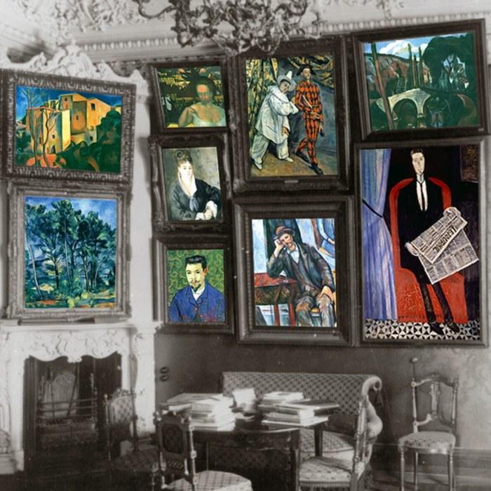 Gauguin-tavla såld för 300 miljoner dollar  95053842ee865
