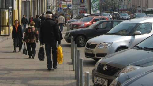 Harda villkor for nytt ukraina stod
