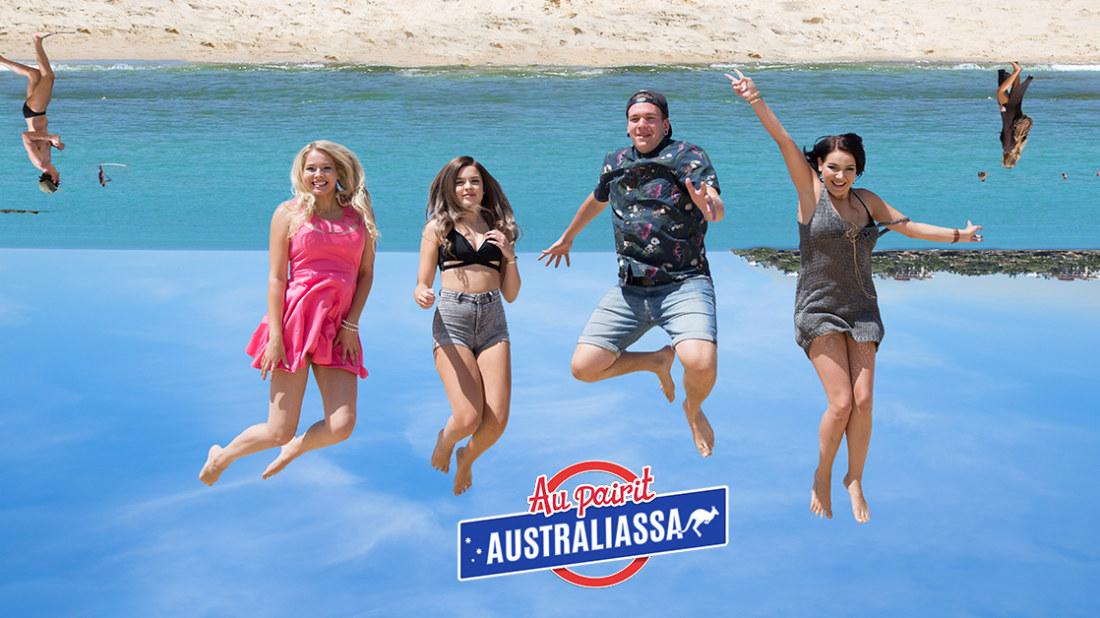 Au Pairit Australiassa Isabella