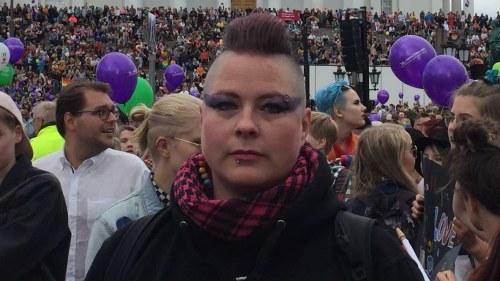 Gaypolisen nasta ar gar vi i pridetaget igen