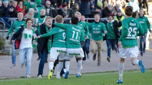 Division 4 klubb bildar bolag