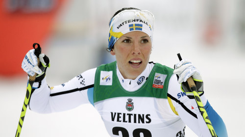 Svenska vm truppen till lahtis