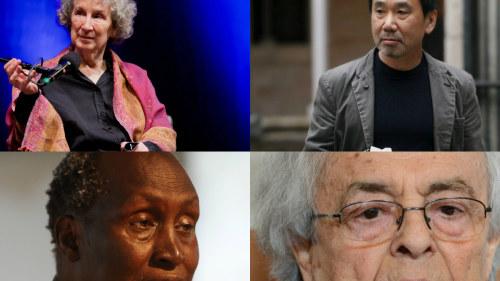 Forfattare tippar nobelpristagare