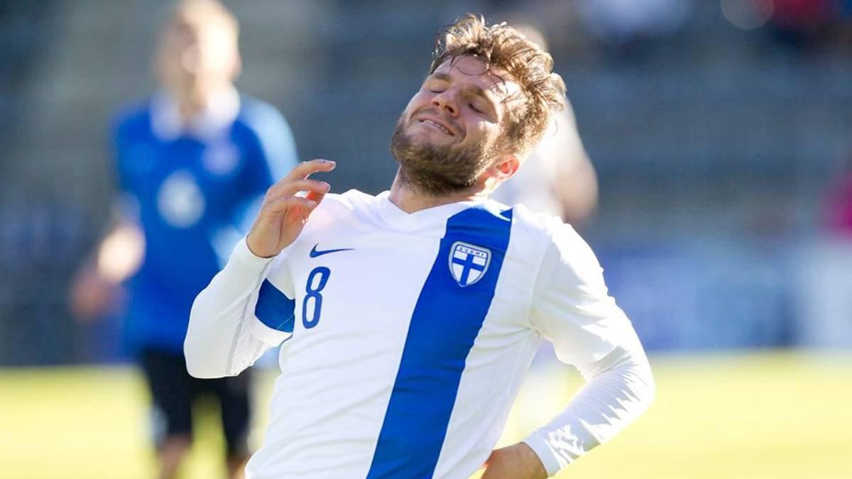 Suomen Jalkapallomaajoukkue