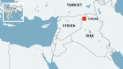 Irakiska kurder drev ut pkk