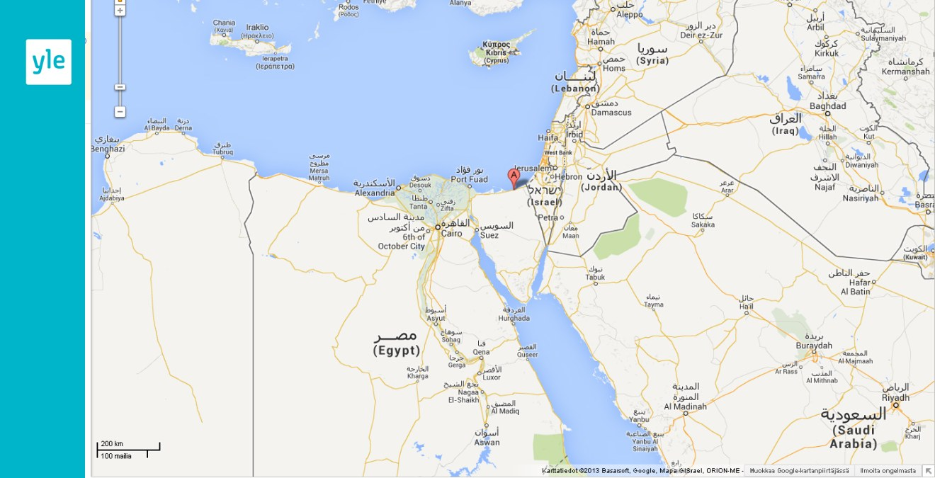 Amerikaner attackerade i kuwait