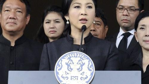 Kontrovers kring perus expresident