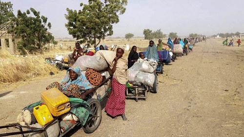 Minst 20 dodade av boko haram