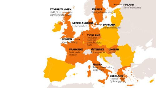 Belgiska regioner far mer makt